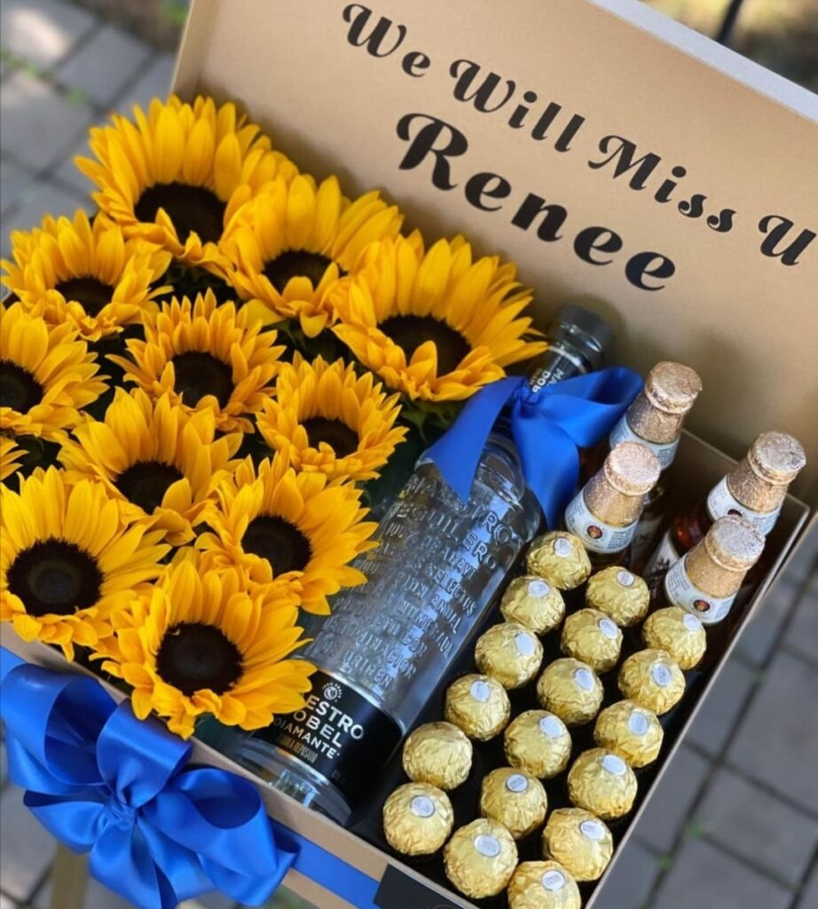 flores y chocolates para papa toluca