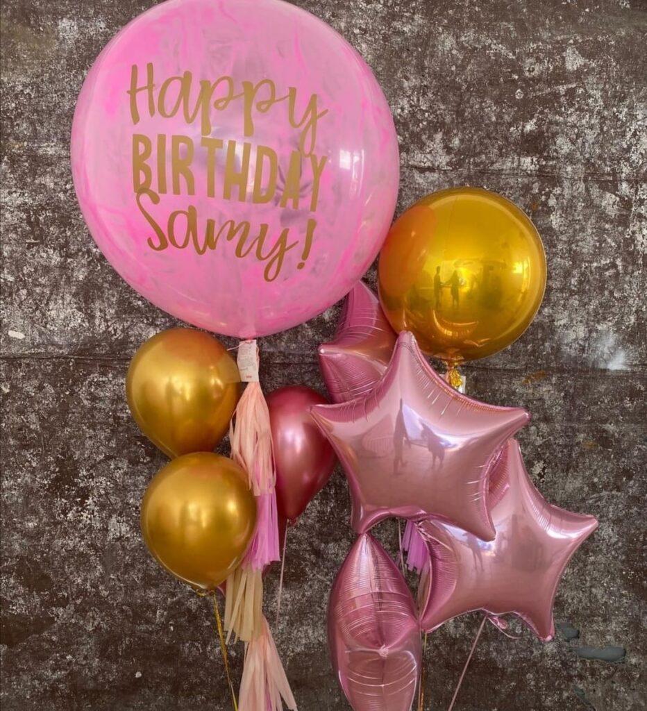 globos gigantes personalizados toluca metepec