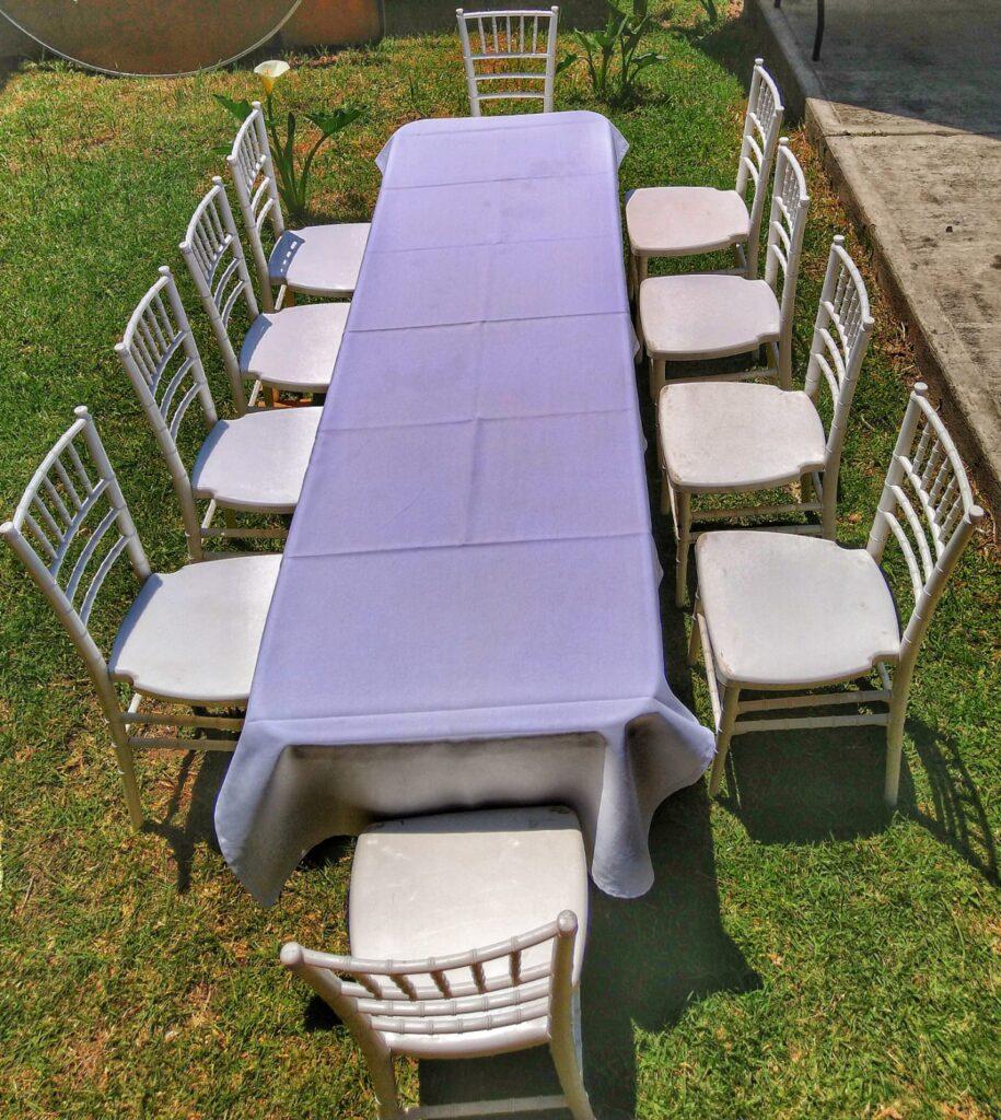 mobiliario infantil para eventos en toluca metepec