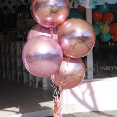 globos esferas toluca